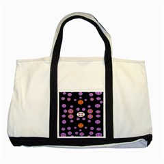Planet Say Ten Two Tone Tote Bag by MRTACPANS