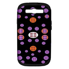 Planet Say Ten Samsung Galaxy S Iii Hardshell Case (pc+silicone) by MRTACPANS