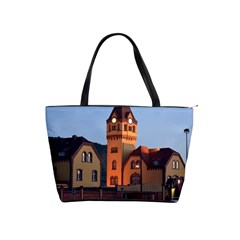 Blue Hour Colliery House Shoulder Handbags
