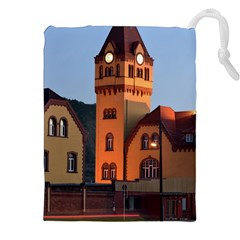 Blue Hour Colliery House Drawstring Pouches (xxl)