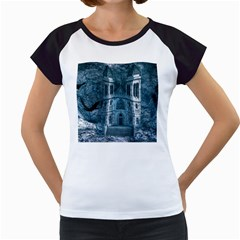Church Stone Rock Building Women s Cap Sleeve T by Celenk