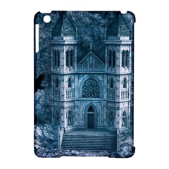 Church Stone Rock Building Apple Ipad Mini Hardshell Case (compatible With Smart Cover)