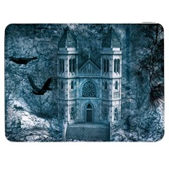 Church Stone Rock Building Samsung Galaxy Tab 7  P1000 Flip Case by Celenk