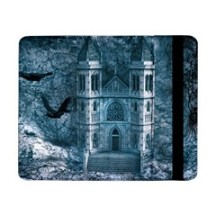 Church Stone Rock Building Samsung Galaxy Tab Pro 8 4  Flip Case by Celenk