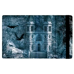 Church Stone Rock Building Apple Ipad Pro 9 7   Flip Case
