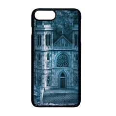 Church Stone Rock Building Apple Iphone 8 Plus Seamless Case (black) by Celenk