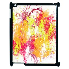 Painting Spray Brush Paint Apple Ipad 2 Case (black) by Celenk