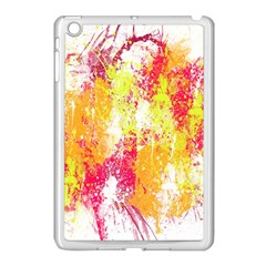 Painting Spray Brush Paint Apple Ipad Mini Case (white)