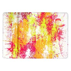 Painting Spray Brush Paint Samsung Galaxy Tab 10 1  P7500 Flip Case by Celenk