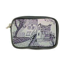 Doodle Drawing Texture Style Coin Purse by Celenk