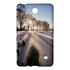 Winter Lake Cold Wintry Frozen Samsung Galaxy Tab 4 (7 ) Hardshell Case  by Celenk