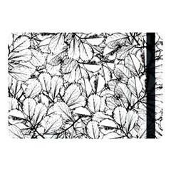 White Leaves Apple Ipad Pro 10 5   Flip Case by SimplyColor