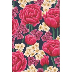 Pink Roses And Daisies 5 5  X 8 5  Notebooks by allthingseveryone