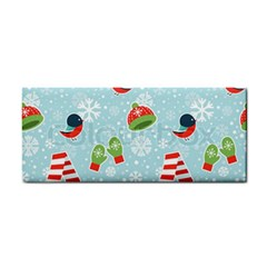 Winter Fun Pattern Cosmetic Storage Cases by allthingseveryone