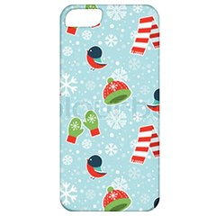Winter Fun Pattern Apple Iphone 5 Classic Hardshell Case by allthingseveryone