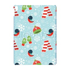 Winter Fun Pattern Apple Ipad Pro 10 5   Hardshell Case by allthingseveryone