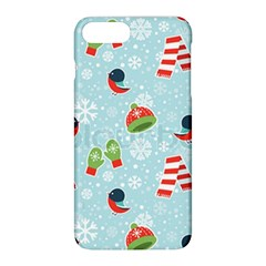 Winter Fun Pattern Apple Iphone 8 Plus Hardshell Case by allthingseveryone
