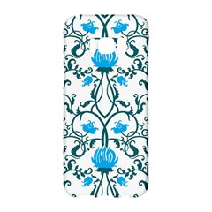 Art Nouveau, Art Deco, Floral,vintage,blue,green,white,beautiful,elegant,chic,modern,trendy,belle Époque Samsung Galaxy S8 Hardshell Case