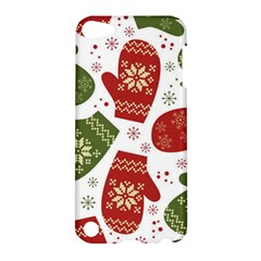 Winter Snow Mittens Apple Ipod Touch 5 Hardshell Case by allthingseveryone