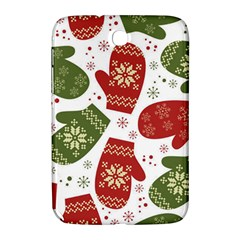 Winter Snow Mittens Samsung Galaxy Note 8 0 N5100 Hardshell Case  by allthingseveryone