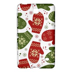 Winter Snow Mittens Samsung Galaxy Tab 4 (7 ) Hardshell Case  by allthingseveryone