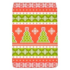 Christmas Tree Ugly Sweater Pattern Flap Covers (l)  by allthingseveryone