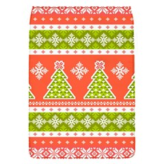 Christmas Tree Ugly Sweater Pattern Flap Covers (s)  by allthingseveryone