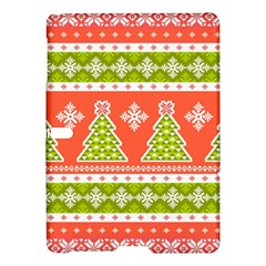 Christmas Tree Ugly Sweater Pattern Samsung Galaxy Tab S (10 5 ) Hardshell Case  by allthingseveryone