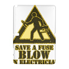 Save A Fuse Blow An Electrician Galaxy Note 1 by FunnyShirtsAndStuff