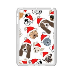 Christmas Puppies Ipad Mini 2 Enamel Coated Cases by allthingseveryone