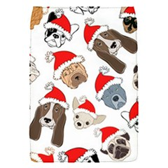 Christmas Puppies Flap Covers (s)  by allthingseveryone