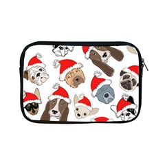 Christmas Puppies Apple Ipad Mini Zipper Cases by allthingseveryone