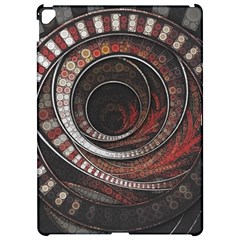 The Thousand And One Rings Of The Fractal Circus Apple Ipad Pro 12 9   Hardshell Case