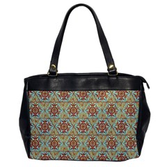 Hexagon Tile Pattern 2 Office Handbags by Cveti