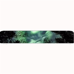 Northern Lights In The Forest Small Bar Mats by Ucco