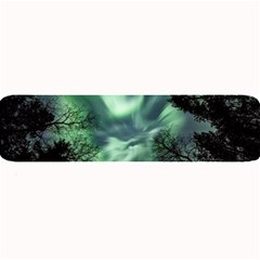 Northern Lights In The Forest Large Bar Mats by Ucco