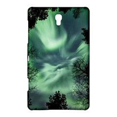 Northern Lights In The Forest Samsung Galaxy Tab S (8 4 ) Hardshell Case  by Ucco