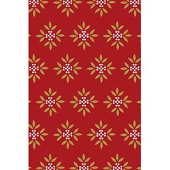 Pattern Background Holiday 5 5  X 8 5  Notebooks by Celenk