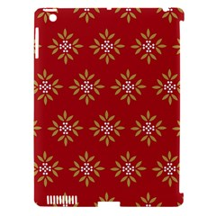 Pattern Background Holiday Apple Ipad 3/4 Hardshell Case (compatible With Smart Cover) by Celenk