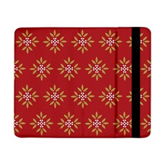Pattern Background Holiday Samsung Galaxy Tab Pro 8 4  Flip Case by Celenk