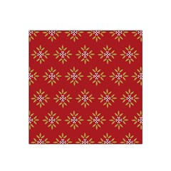 Pattern Background Holiday Satin Bandana Scarf by Celenk