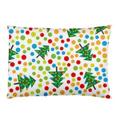 Pattern Circle Multi Color Pillow Case by Celenk