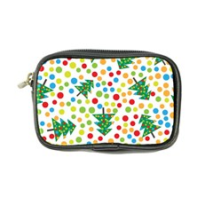 Pattern Circle Multi Color Coin Purse