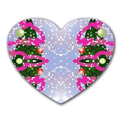 Seamless Tileable Pattern Design Heart Mousepads by Celenk