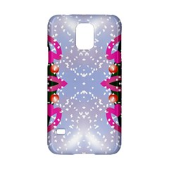Seamless Tileable Pattern Design Samsung Galaxy S5 Hardshell Case  by Celenk