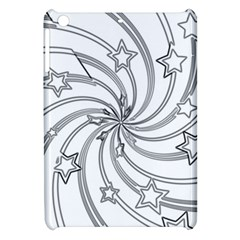 Star Christmas Pattern Texture Apple Ipad Mini Hardshell Case by Celenk