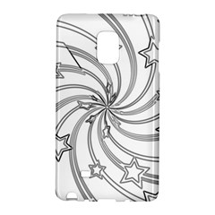 Star Christmas Pattern Texture Galaxy Note Edge by Celenk