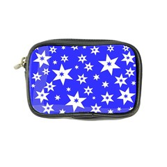 Star Background Pattern Advent Coin Purse by Celenk