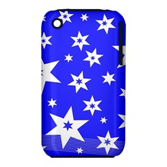 Star Background Pattern Advent Iphone 3s/3gs by Celenk