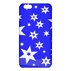 Star Background Pattern Advent Iphone 6 Plus/6s Plus Tpu Case by Celenk